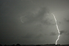 Zeitlupe Blitze